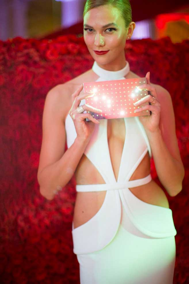 LEDs Are Lighting Up Fashion